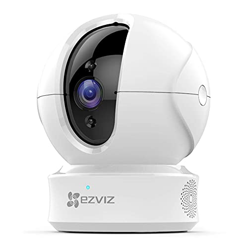 EZVIZ CTQ6C Überwachungskamera innen 1080p WLAN & LAN IP Dome Kamera,...