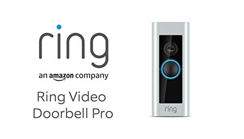 Ring Video Doorbell Pro mit Festverdrahtung von Amazon |...