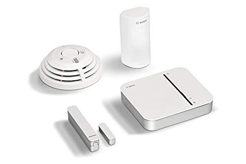 Bosch Smart Home Sicherheit Starter-Set mit App-Funktion (Variante...