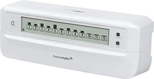 Homematic IP Fußbodenheizungsaktor – 12-fach, motorisch,...