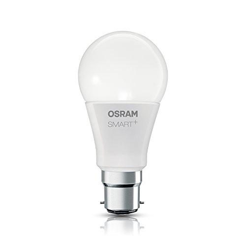OSRAM Smart+ LED, ZigBee Lampe mit B22d Sockel, warmweiß bis...