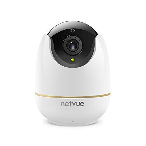 NETVUE WLAN 1080P Überwachungskamera Innen, WLAN IP Kamera Indoor mit...