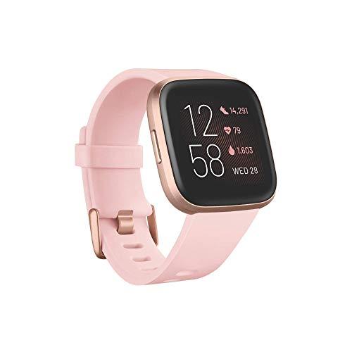Fitbit Versa 2 – Gesundheits- und Fitness-Smartwatch mit...