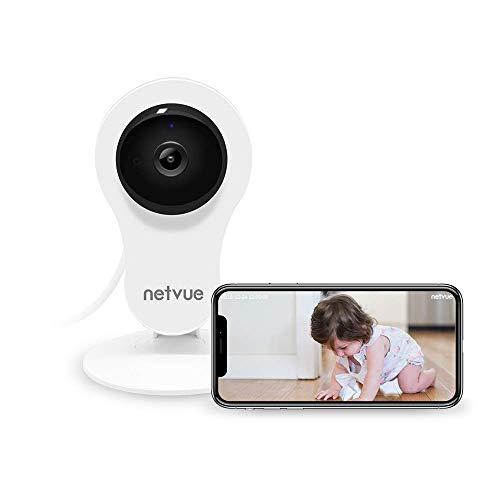 netvue 1080P WLAN Baby Kamera mit 2-Wege-Audio,Bewegungserkennung...