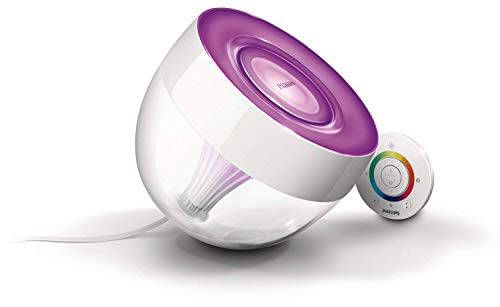 Philips Living Colors LC Iris clear/transparent dimmbar, 10 W, 16...