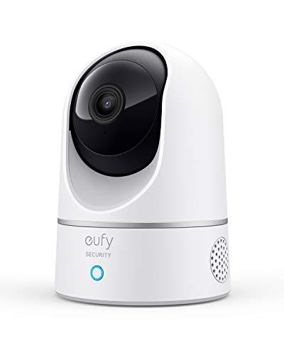 eufy Security Solo IndoorCam P24, 2K Überwachungskamera für...