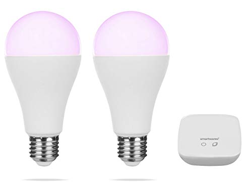 Smartwares Smart Home Pro   Farb-Leuchtmittel Set inklusive...