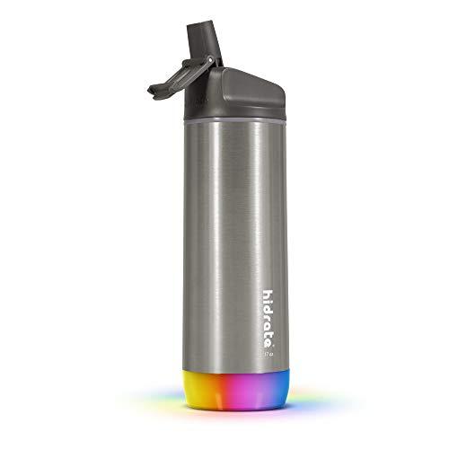 Hidrate   HidrateSpark   Smart-Wasserflasche aus Stahl. Verfolgt...