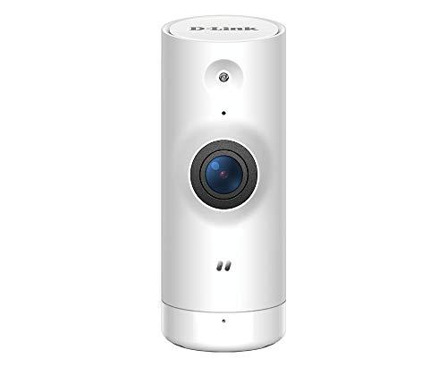 D-Link DCS-8000LHV2 Mini Full HD Wi-Fi Kamera (Alexa, Google und IFTTT...