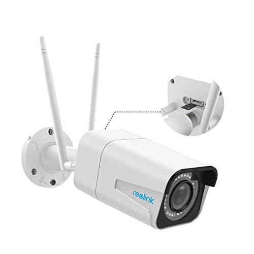 Reolink 5MP WLAN Überwachungskamera mit 4X optischem Zoom für...