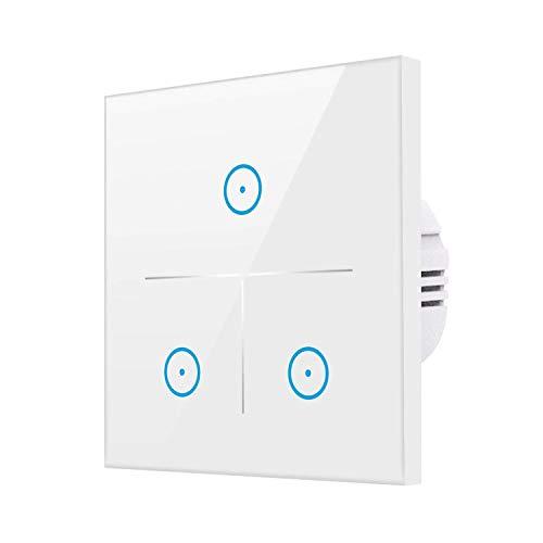 WLAN Alexa Lichtschalter, Smart Lichtschalter für Alexa und...