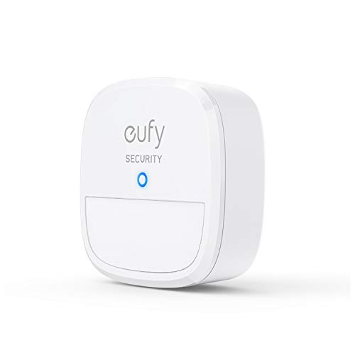 eufy Security Bewegungssensor, Sicherheitssystem mit Alarm, 100°...