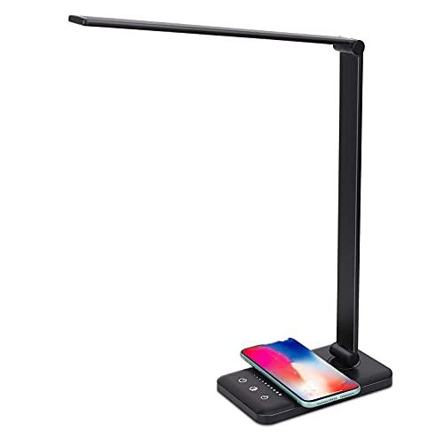 Smart Schreibtischlampe LED Kompatibel mit Apple HomeKit, WLAN...