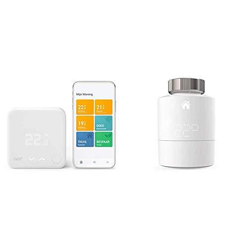 tado° Smartes Thermostat (Verkabelt) Starter Kit V3+ - Intelligente...