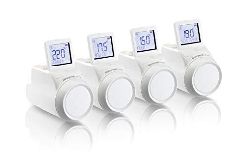 Honeywell Home evohome Heizkörperregler zur Heizungssteuerung per App...