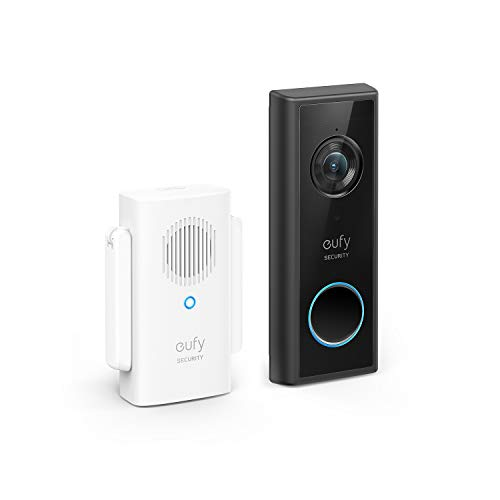 eufy Security Sicherheitskamera mit Türklingel und Türglocke, 1080p,...