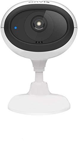 Onvis HomeKit Überwachungskamera IP Kamera, Innen Sichere Videokamera...