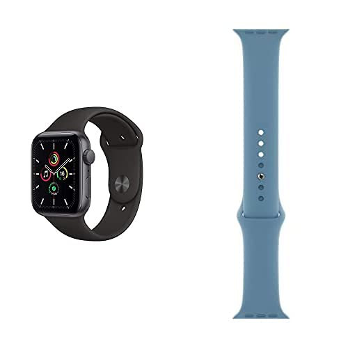 AppleWatch SE (GPS, 44mm) Aluminiumgehäuse Space Grau,...