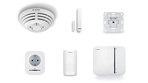 Bosch Smart Home Sicherheit-Set mit App-Funktion - Smartes...