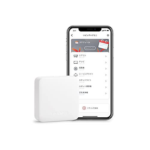 SwitchBot Hub Mini Smart Fernbedienung - IR-Sendersystem, Verbindung...