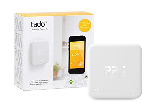 tado° Smartes Thermostat Starter Kit V2 - Intelligente...