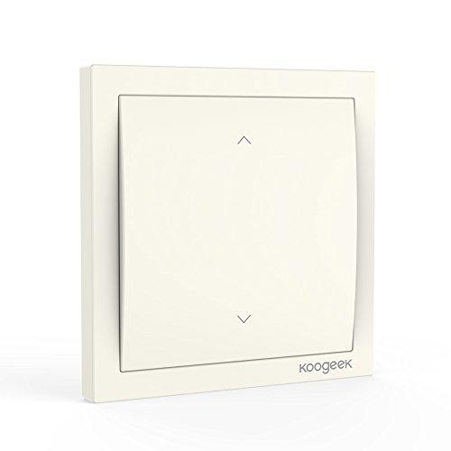 Koogeek Wifi Smart Lichtschalter 220~240V funktioniert mit Apple...