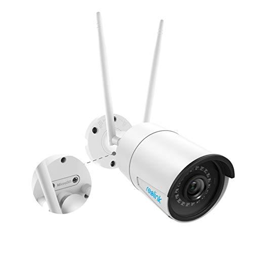 Reolink WLAN IP Kamera, Überwachungskamera 1440p HD mit Audio für...