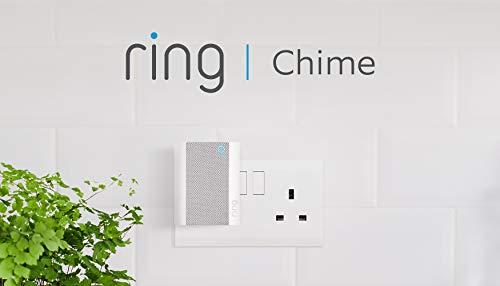 Der neue Ring Chime, Weiß