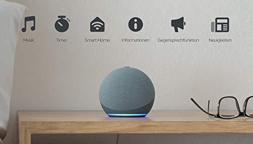 Der neue Echo Dot (4. Generation) | Smarter Lautsprecher mit Alexa |...