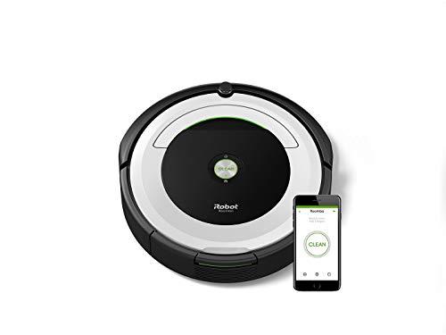 iRobot Roomba 691 Saugroboter, geeignet für Teppiche und Hartböden,...