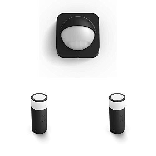 Philips Hue White & Color Ambiance LED Sockelleuchte Calla Basis-Set &...