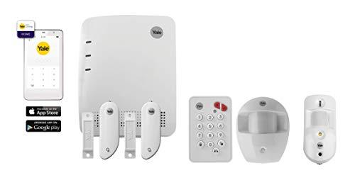 Yale Smart Home Alarm-Set 3800i