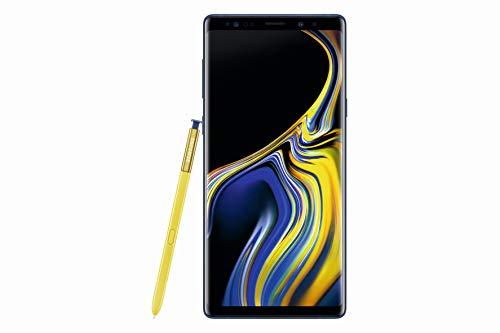 Samsung Galaxy Note 9 Smartphone (128GB, Dual SIM) - Deutsche Version