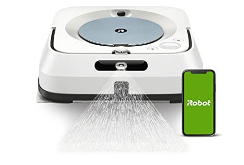 iRobot Braava m6 (m6134) Wischroboter mit WLAN,...