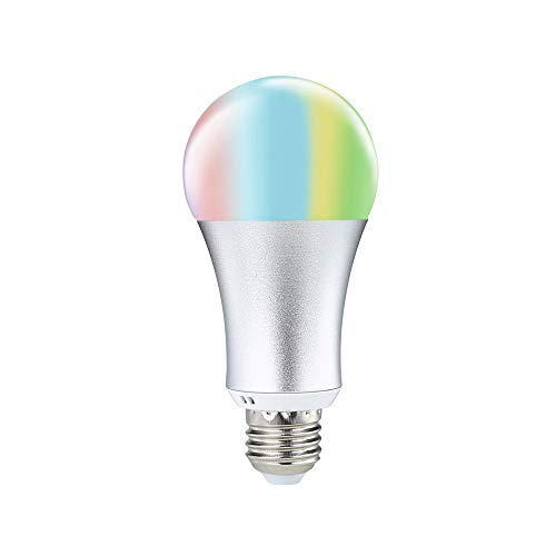 Wifi Smart Birne COOSA smart LED Lampe E27 Dimmbar RGB wifi Glühbirne...