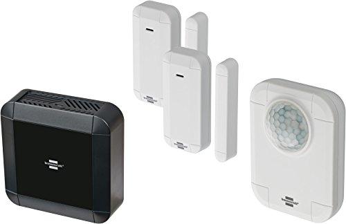 Brennenstuhl BrematicPRO Starter Set Überwachung (Smart Home Set:...
