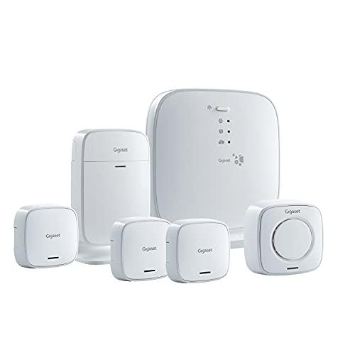 Gigaset Alarm System M - Smart Home Alarmsystem für ebenerdige...