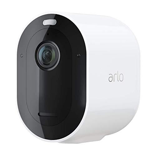 Arlo Pro4 Spotlight WLAN Überwachungskamera aussen, kabellos, 1er...