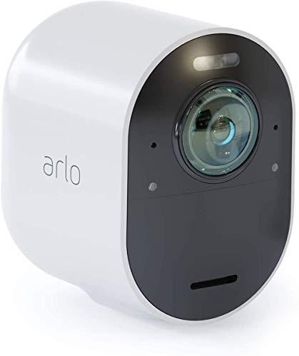 Arlo Ultra WLAN Überwachungskamera 4K & Alarmanlage, Innen / Aussen,...