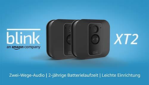 Blink XT2 (2. Gen.) – Smarte Sicherheitskamera| Für den Außen- und...