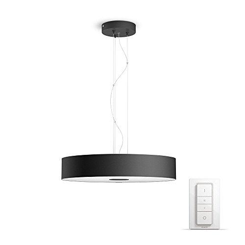 Philips Hue LED Pendelleuchte Fair inkl. Dimmschalter, dimmbar, alle...