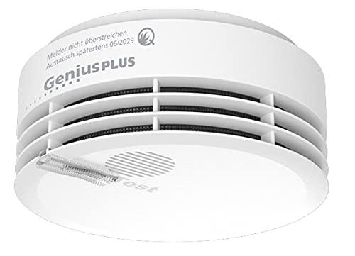 Hekatron 31-5000020-06-02 Rauchmelder Genius PLUS mit integrierter...