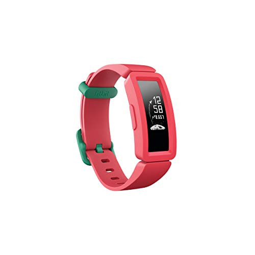 Fitbit Unisex Jugend Ace 2 Aktivitätstracker, Watermelon + Teal,...