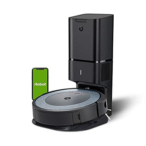 iRobot Roomba i3+ (i3552), Neuheit 2021, WLAN-Saugroboter mit...