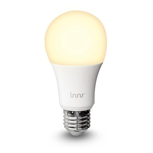 Innr E27 Smart LED Lampe, warmweißes Licht, dimmbar, kompatibel mit...