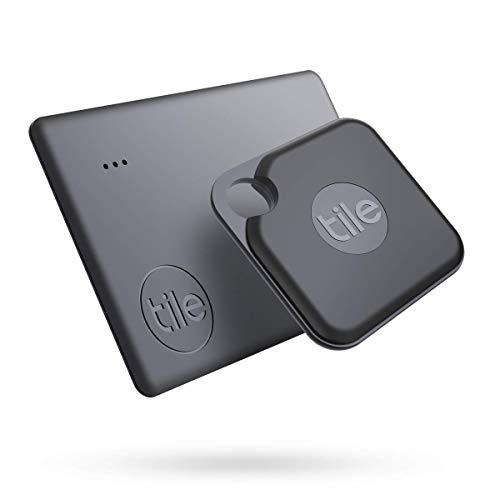 Tile Pro + Slim Combo (2020) Schlüsselfinder - 2er Pack (1x Pro, 1x...