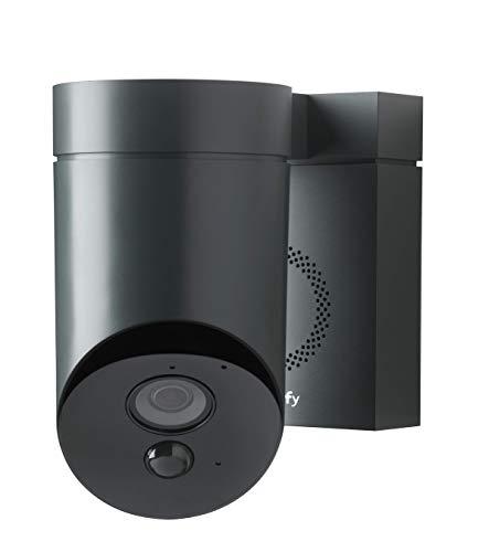 Somfy 2401563 - Überwachungskamera, Full HD-Kamera mit Nachsicht,...