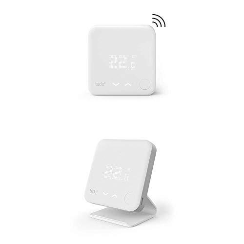 Tado Funk-Temperatursensor - Zusatzprodukt für Smarte...