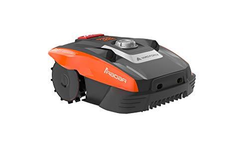 Yard Force Mähroboter COMPACT 280R, geeignet für Rasenflächen bis...