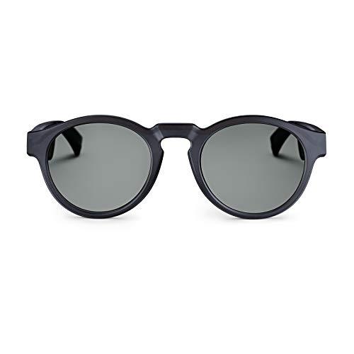 Bose Unisex- Erwachsene Frames Audio-Sonnenbrille, Rondo, schwarz,...
